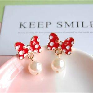 New Cute Mini Mouse Fashion Earrings